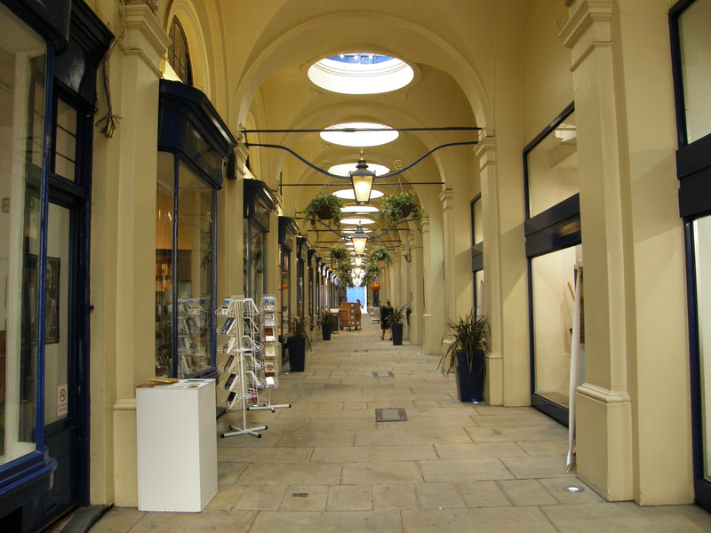 The Royal Opera Arcade