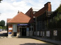 Fairlop station