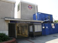 Wanstead station