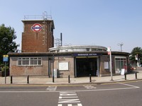 Redbridge station