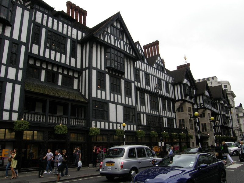 The Mock Tudor of Liberty