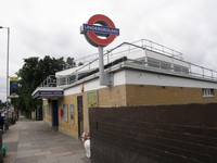 Northolt station