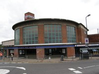 Chiswick Park station