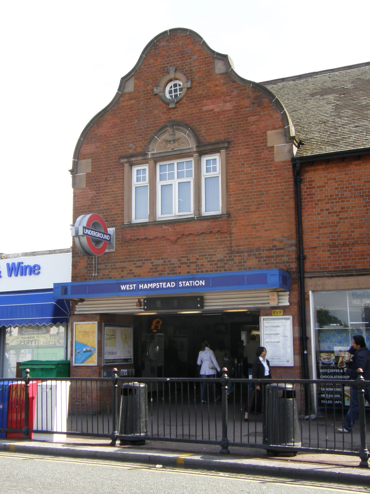 West Hampstead station