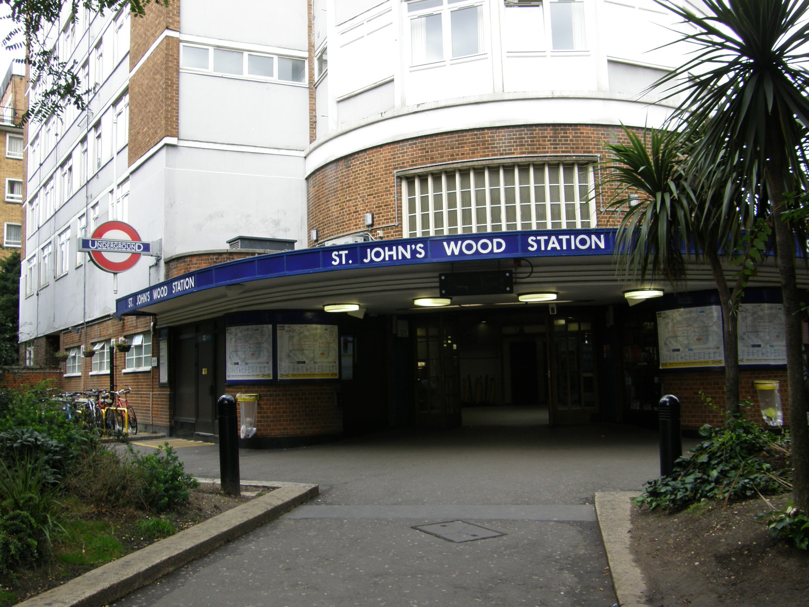 St John's Wood station