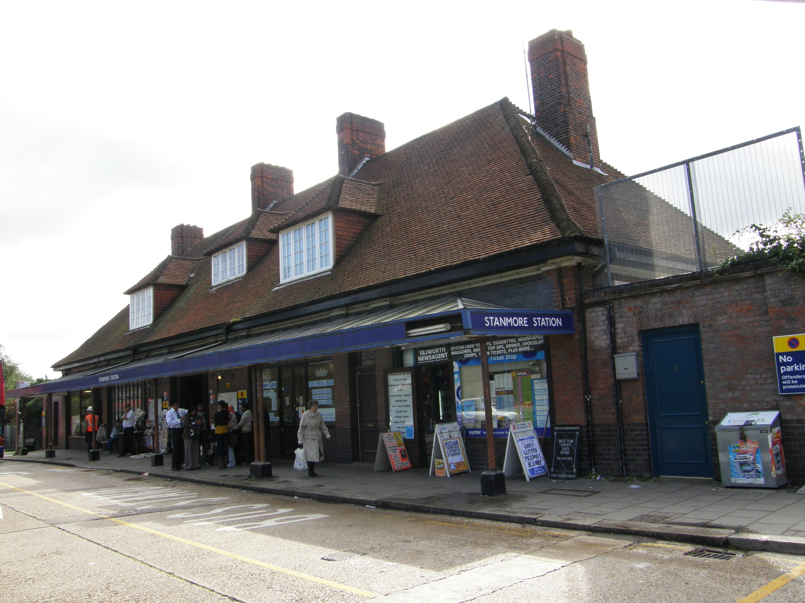 Stanmore station