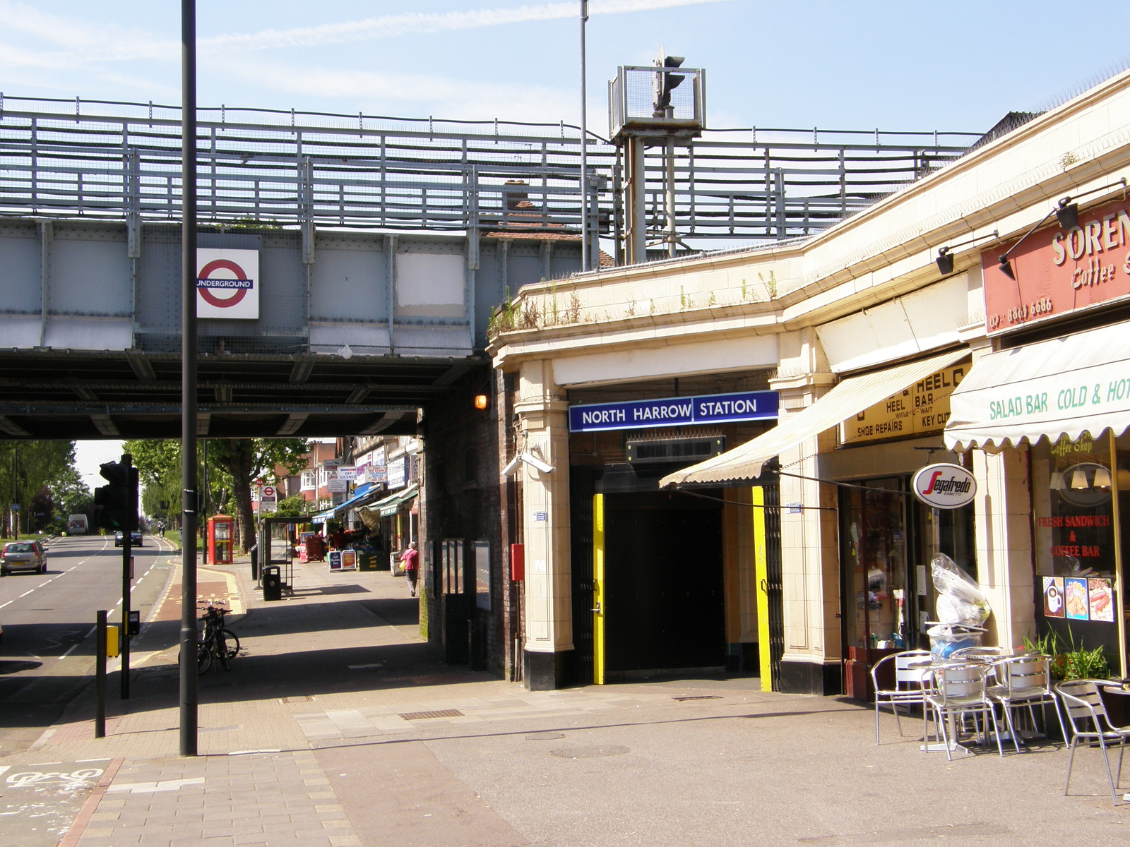Image from North Harrow to Watford