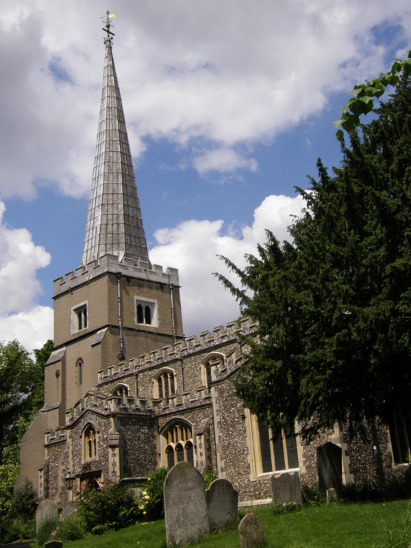 St Mary's Church, Harrow