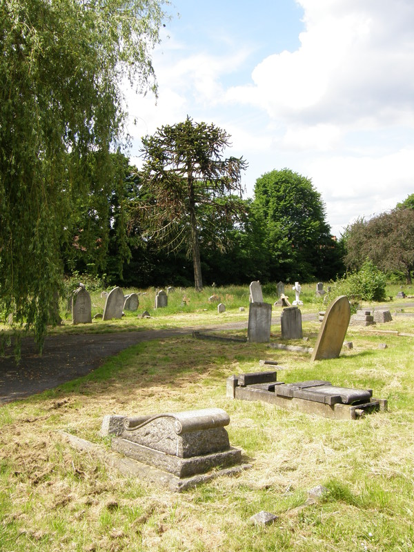 Harrow Cemetery