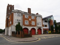 Hendon Fire Station