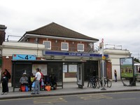 Burnt Oak station