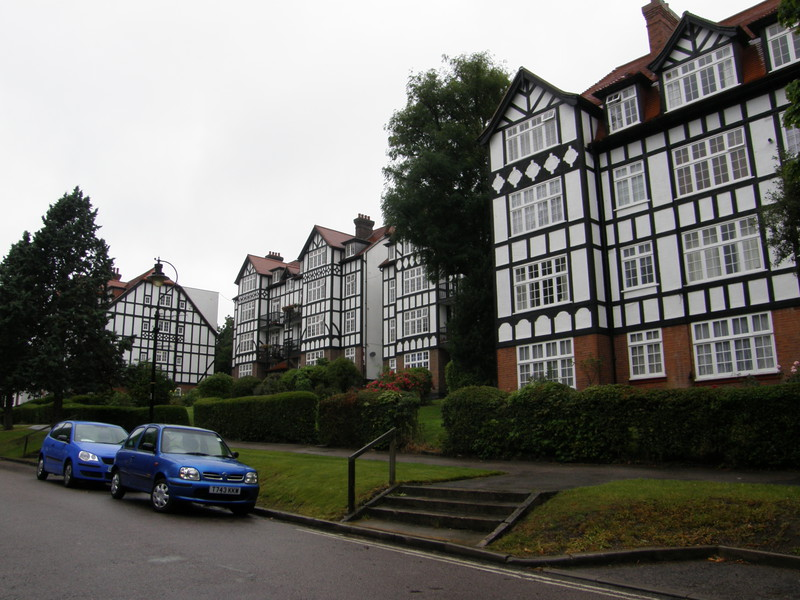 Holly Lodge Estate