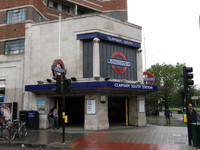 Clapham South station