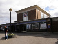 Northfields station