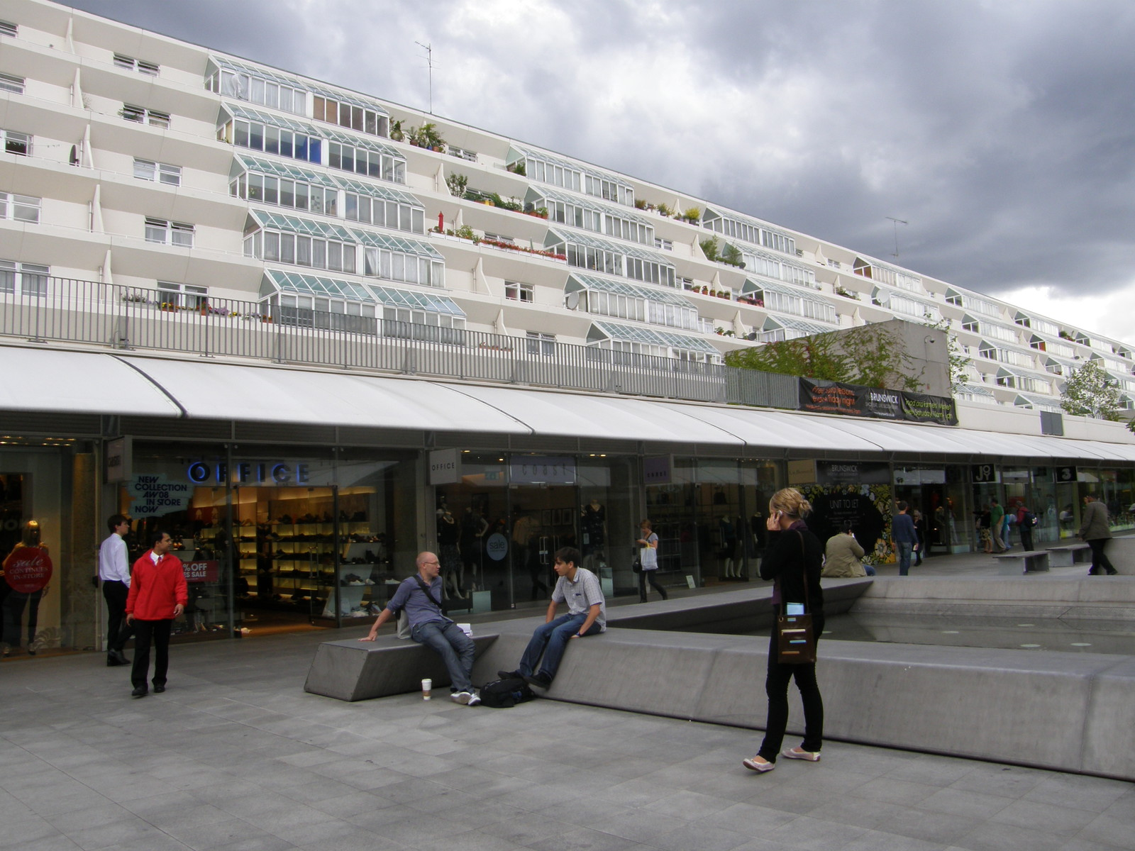 The Brunswick Centre