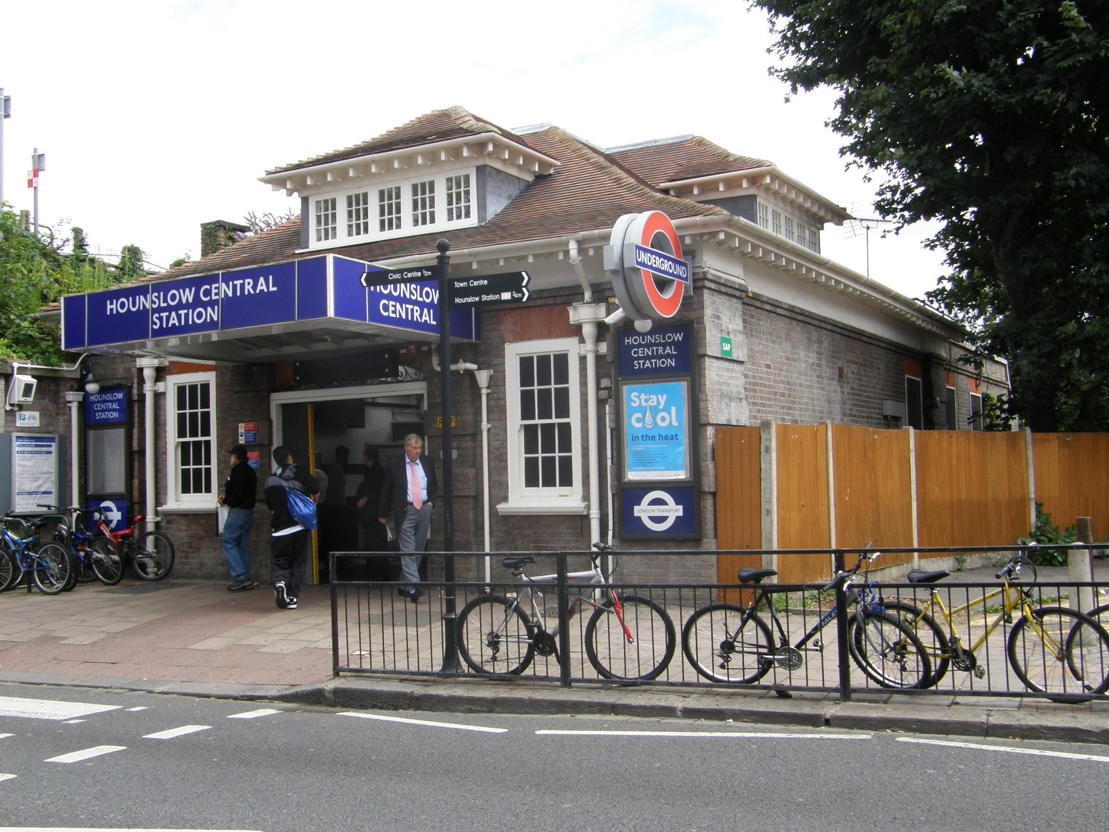 Hounslow Central station