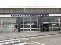 Hatton Cross station