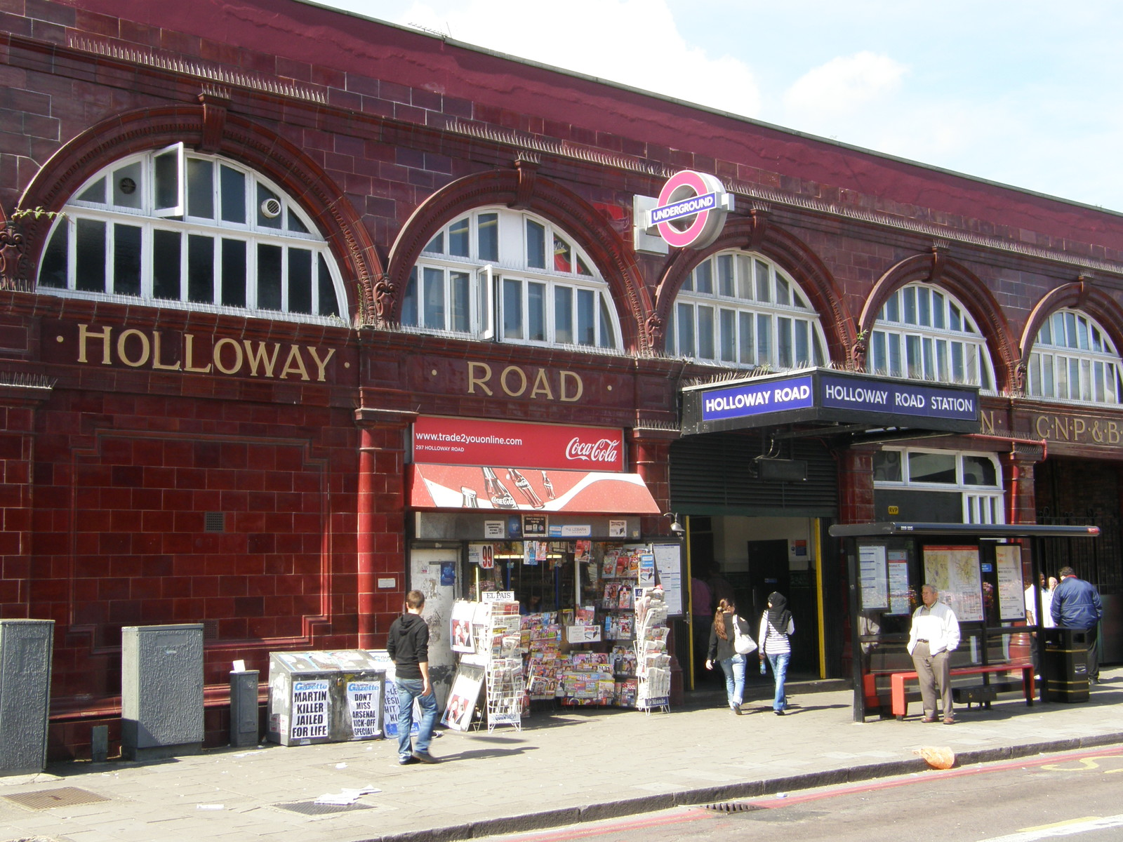Holloway Road station