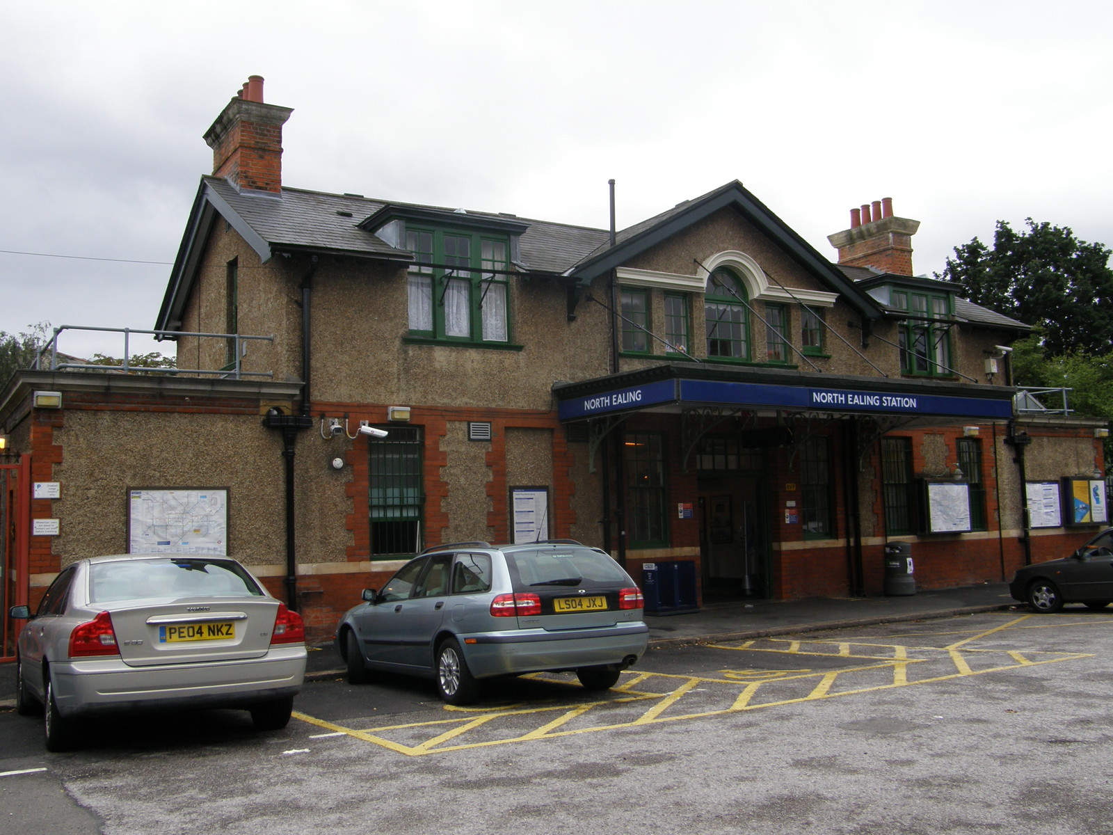 North Ealing station
