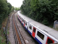 A picture from the Piccadilly line