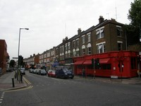 Image from Elephant & Castle to Willedsen Junction