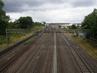 Image from Willesden Junction to Harrow & Wealdstone