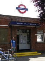 Roding Valley station