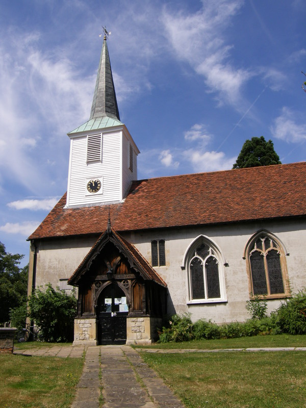 St Mary's Church, Chigwell