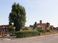 Image from Debden to Epping