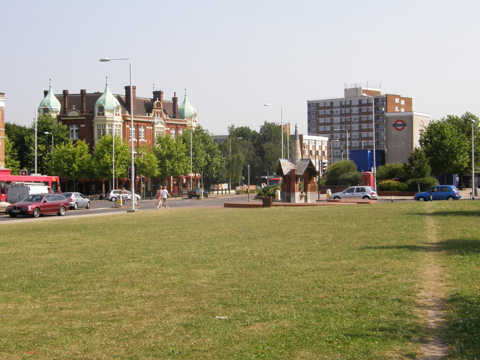 Image from Leytonstone to Barkingside