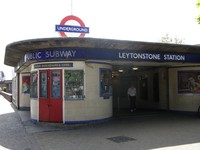Image from Liverpool Street to Leytonstone