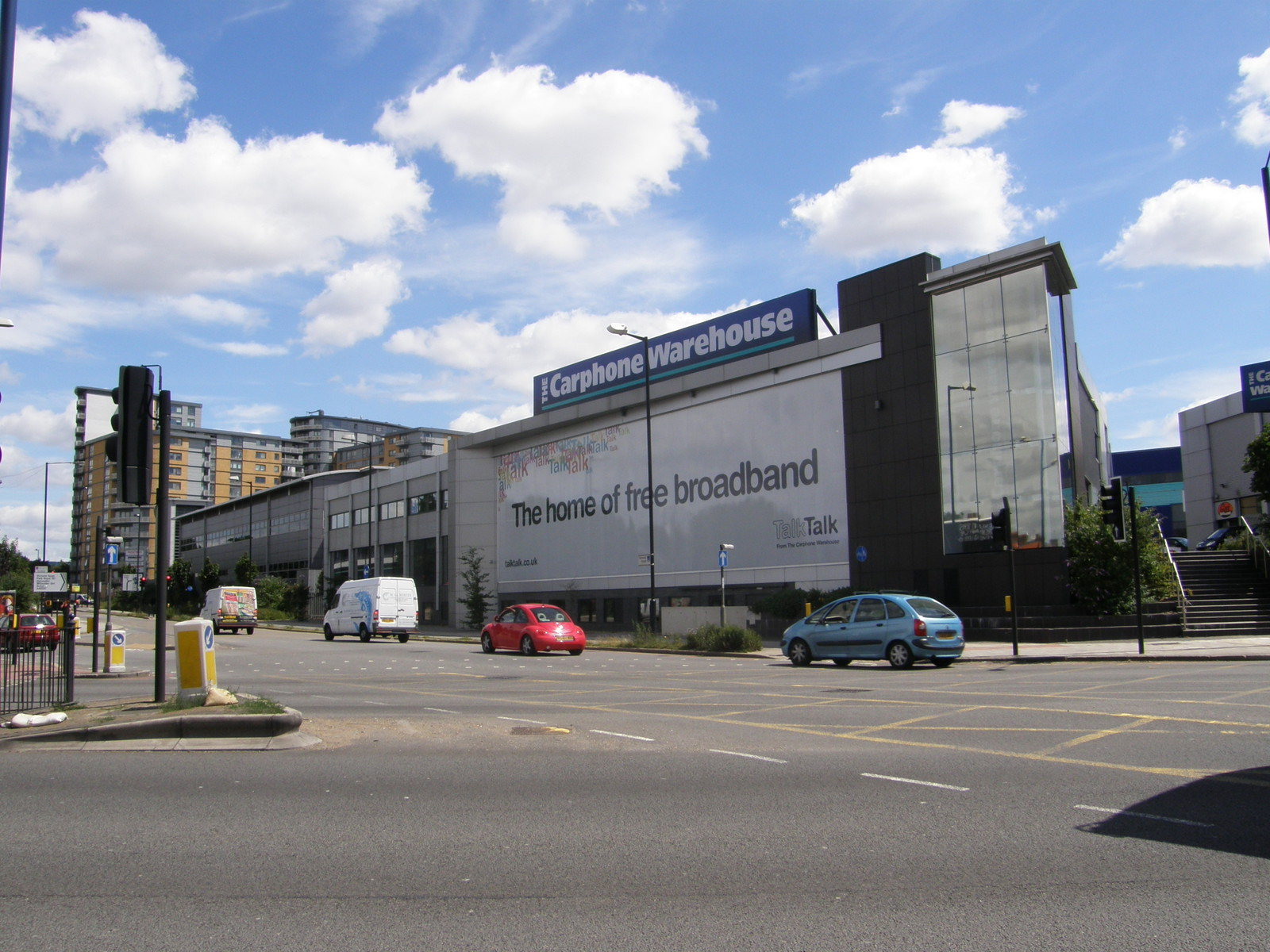 Image from Perivale and Ealing Broadway to Shepherd's Bush