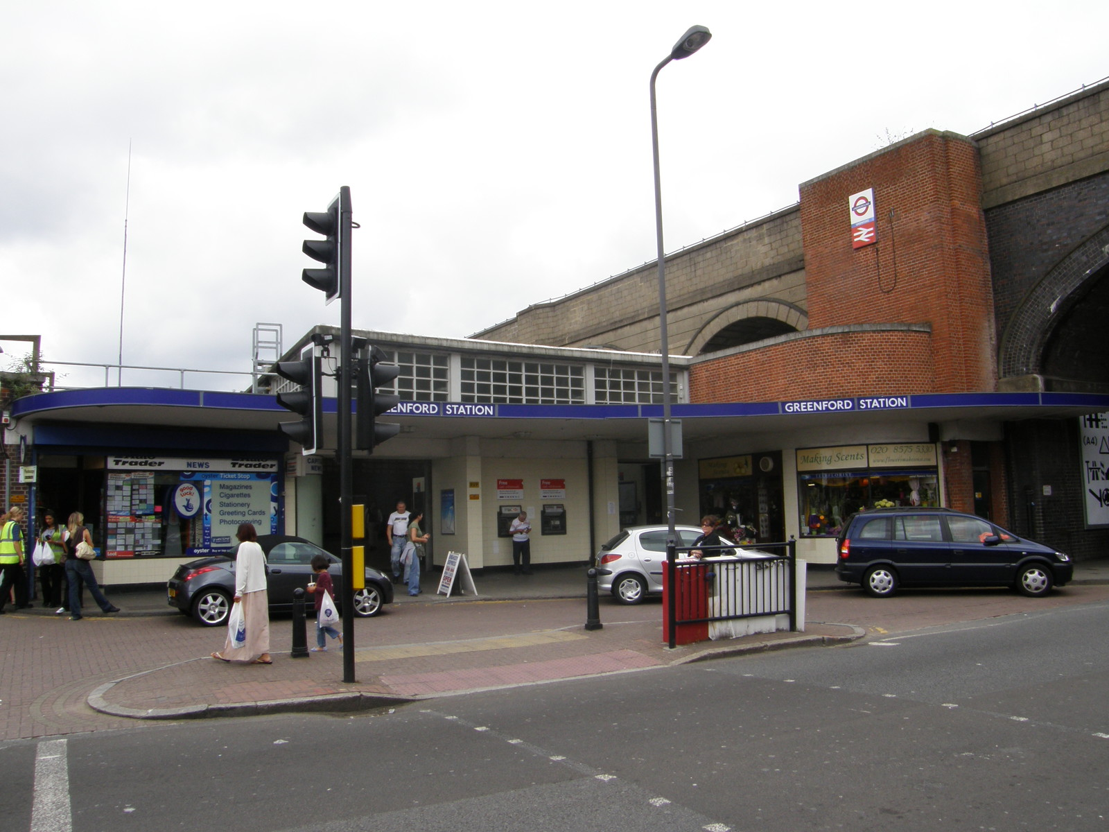 Greenford station