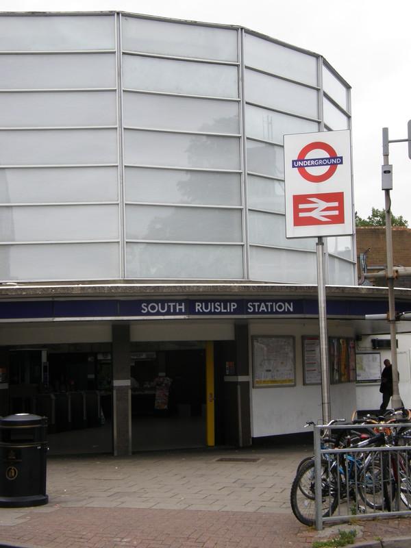 South Ruislip station
