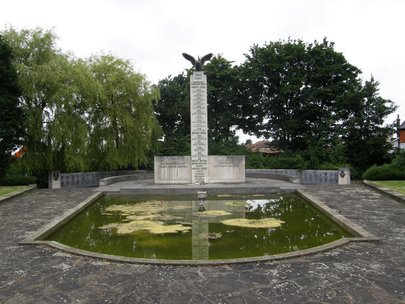 The Polish War Memorial