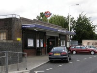 Dagenham East station