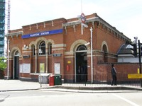 Plaistow station
