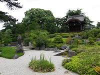 The Japanese gateway in Kew Gardens