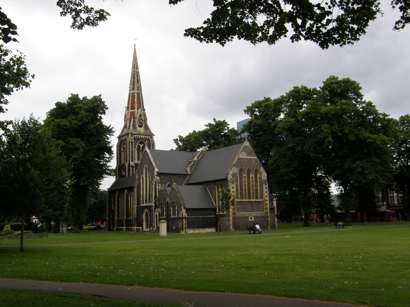 Christ Church on Turnham Green