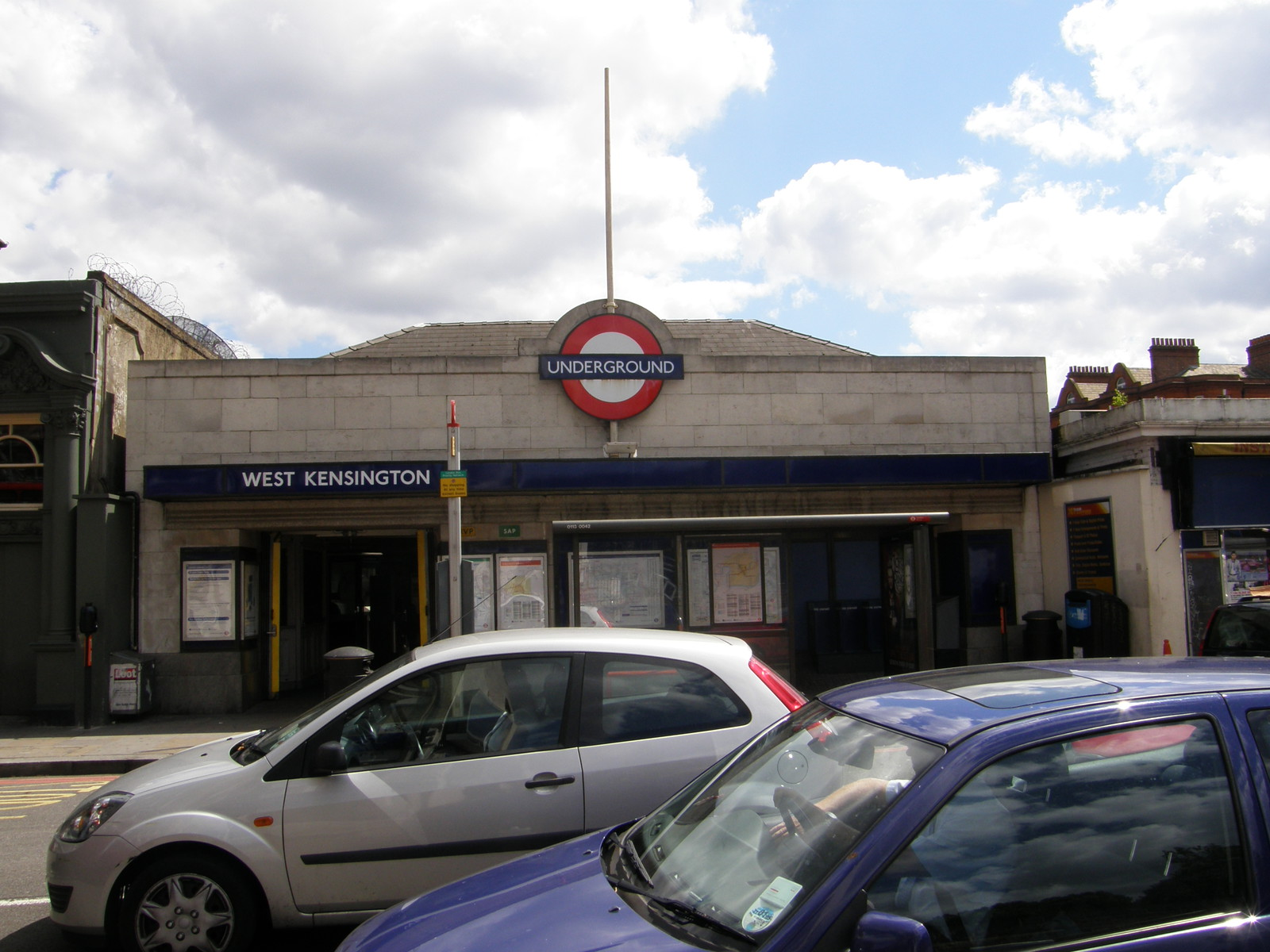 West Kensington station