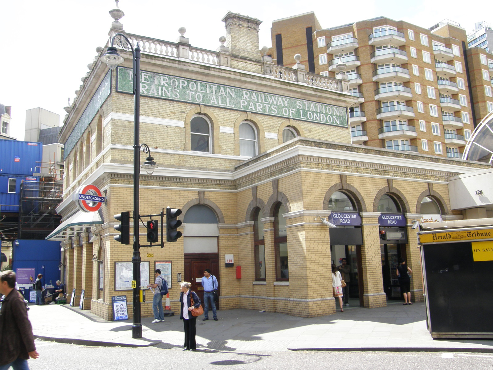 Gloucester Road station