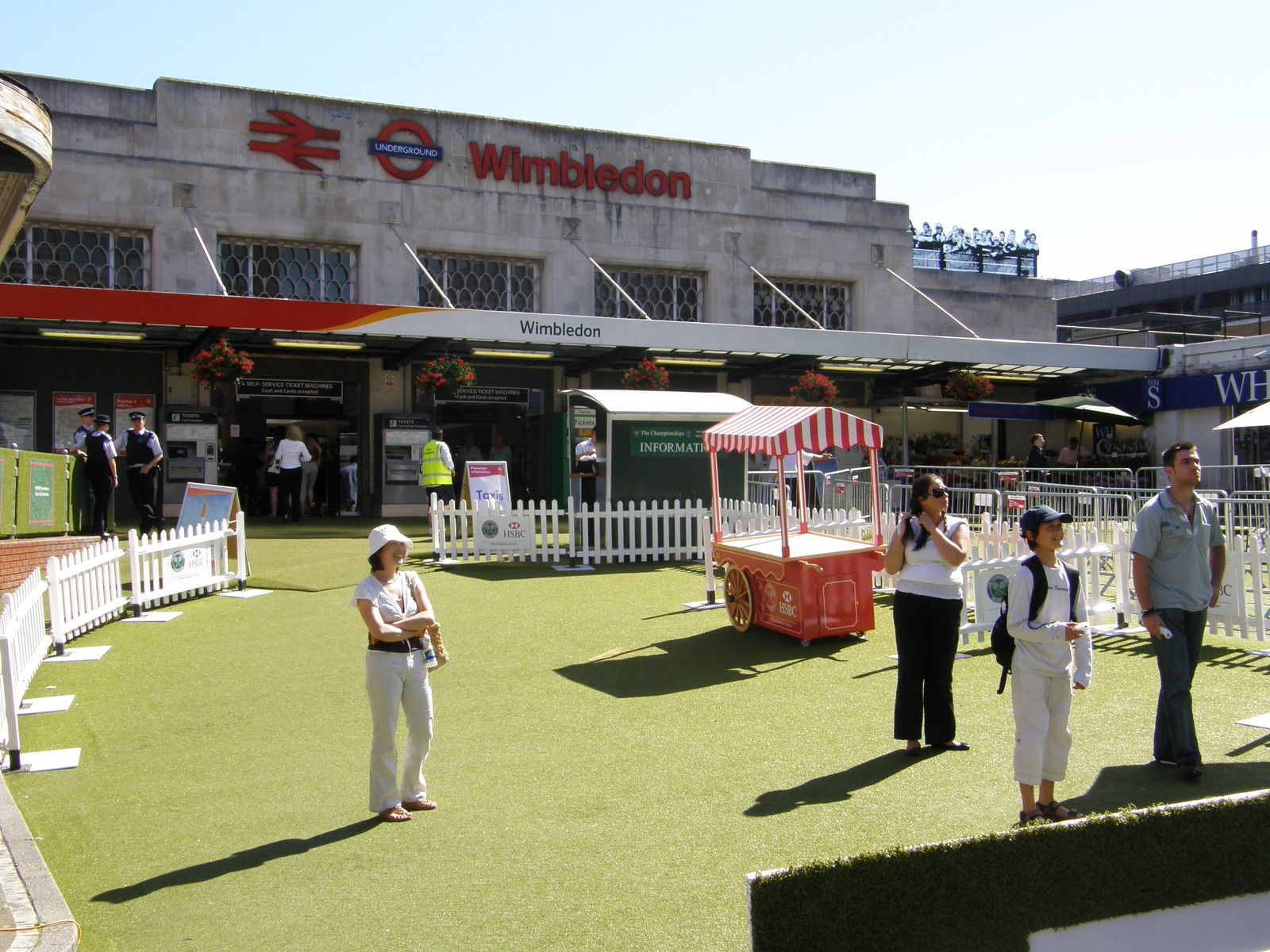 Image from Wimbledon to Edgware Road