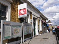 New Cross Gate station