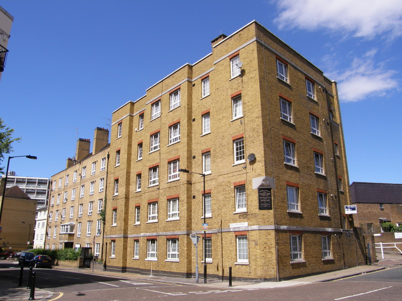 A conversion in Wapping