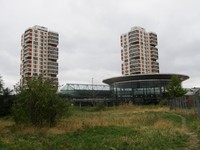 Image from Canada Water to North Greenwich