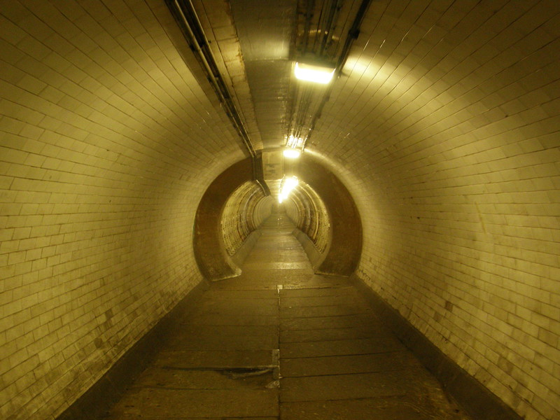 The Greenwich Foot Tunnel
