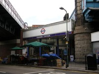 Kilburn station