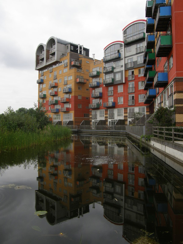 Greenwich Millennium Village