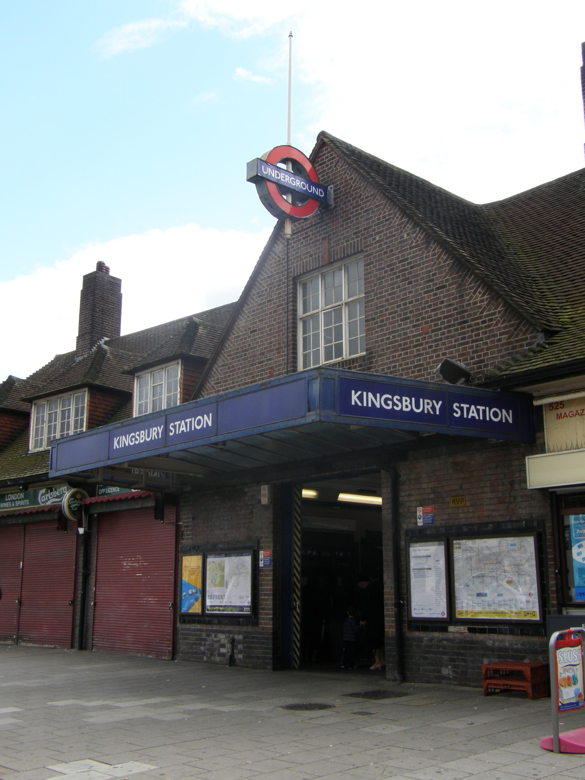 Kingsbury station