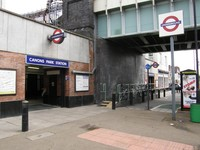 Canons Park station